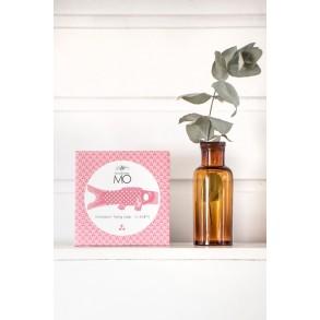 Enveloppe Koinobori Rose Fluo Madame Mo. Idée cadeau poétique, éthique, écologique d'inspiration japonaise