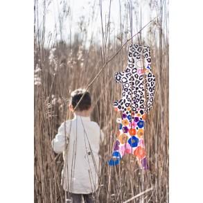 Madame Mo Koinobori  Leopard, idée de cadeau de naissance