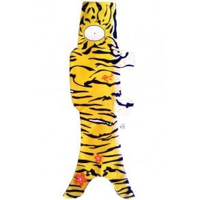 Koinobori  Madame Mo Tigre, objet de décoration chambre d'enfant