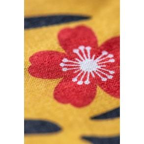 Zoom Koinobori  Madame Mo Tigre, décoration d'inspiration japonaise