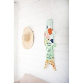 Koinobori, objet de décoration d'inspiration  japoanise,haiku poésie japonaise