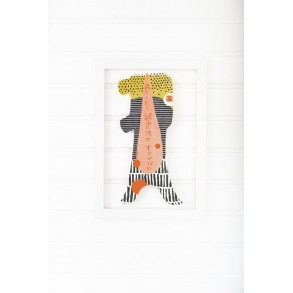 koinobori madame mo en forme de carpe, gift d'inspiration japonaise