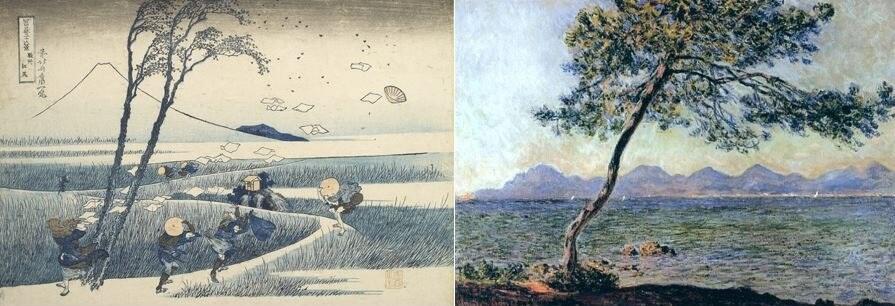 hokusai-monet-japonisme-madamemo